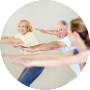 Men and women of all ages and abilities attend our Pilates classes in Northamptonshire.