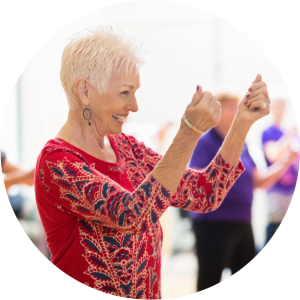 Pilates by Natalie also offers Golden Girls' Keep Fit Classes, which are especially for senior ladies.